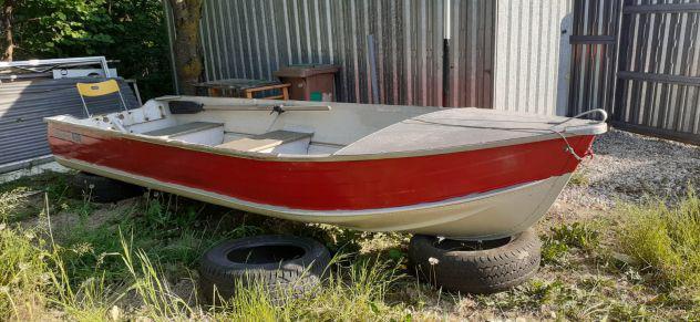 Barca italmarine canadian 430