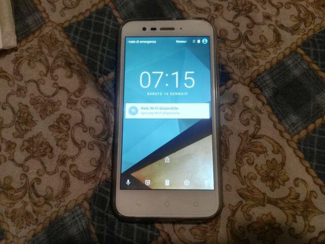 Cellulare smartphone zte vodafone smart prime 7 vfd600 gold