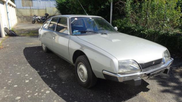 Citroën - cx 2200 super - 1976