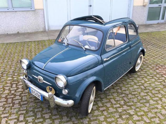 Fiat - 500 n america - 1959