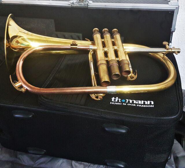 Flicorno soprano (b) bemolle fh-900j raw jazz