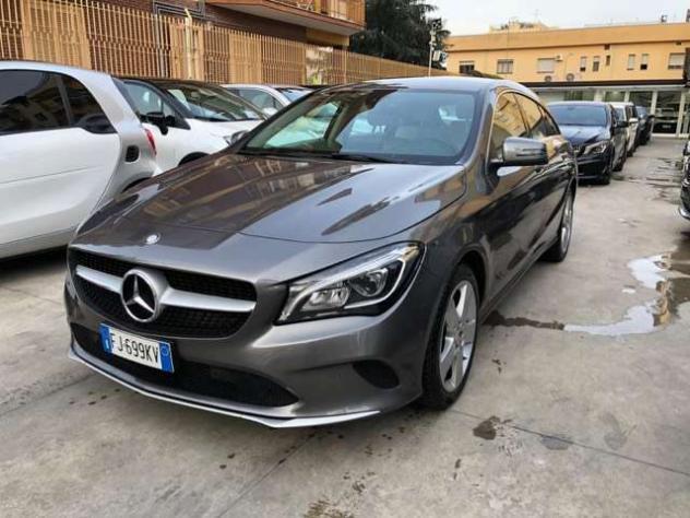 Mercedes-benz cla 180 d s.w. sport rif. 13348937