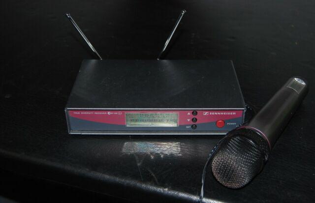 Microfono sennheiser ew 100 g2