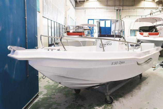 Salento marine open 550 fish