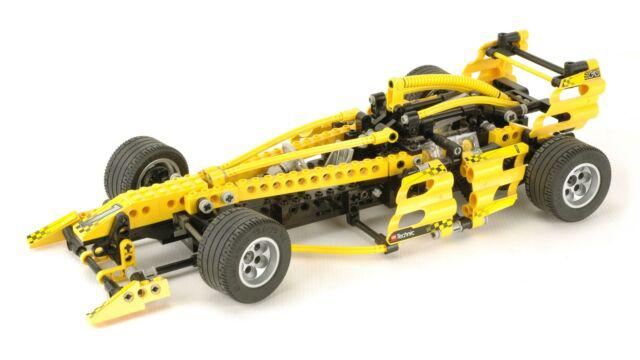 Set lego technic 8445 completo