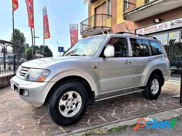 Mitsubishi pajero diesel in vendita a lesmo (monza-brianza)