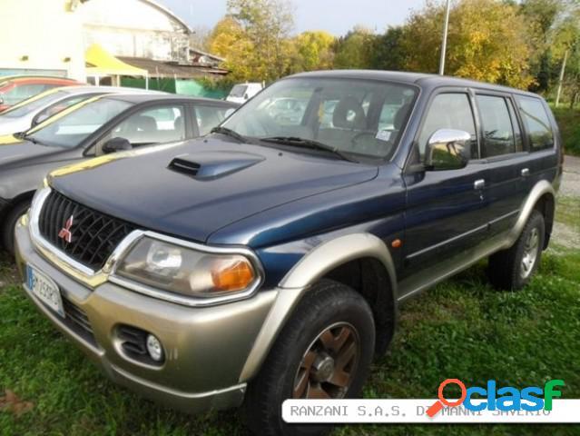 Mitsubishi pajero diesel in vendita a basiliano (udine)