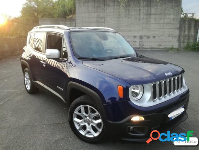 Jeep renegade diesel in vendita a santa venerina (catania)
