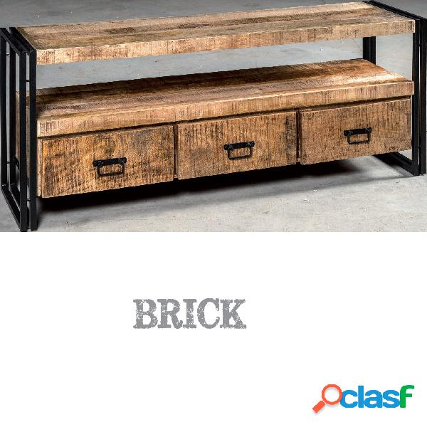 Porta tv brick