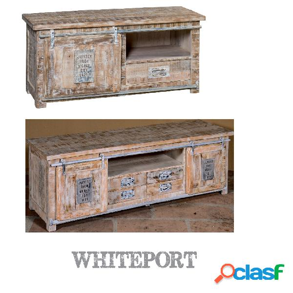 Porta tv whiteport