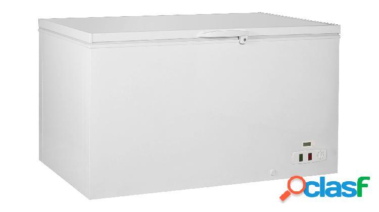 Congelatore a pozzetto full optional - 368 lt - temperatura -18°c/-25°c - classe a+