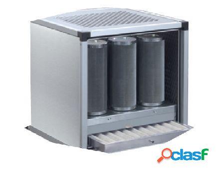 Gruppo di filtrazione eco portata 1500 m3/h 5 cilindri
