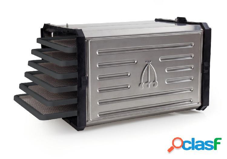 Essiccatore 500 w, l 270 mm x p 500 mm x h 260 mm, display digitale
