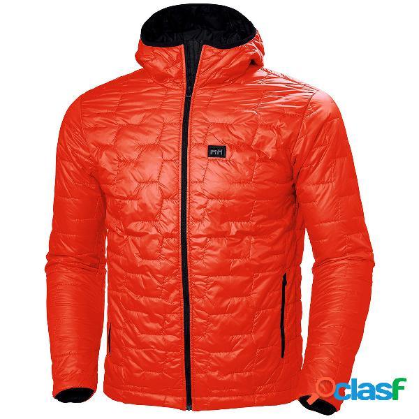Giacca sci helly hansen lifaloft (colore: bright orange, taglia: m)