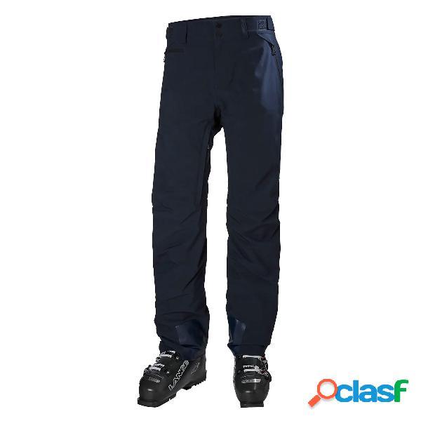 Pantalone sci helly hansen jackson (colore: navy, taglia: m)