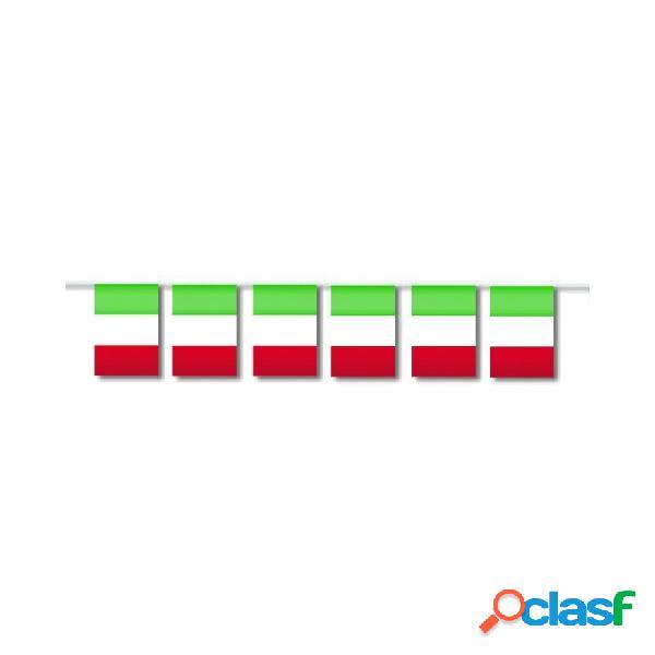 2 x festone italia - tricolore