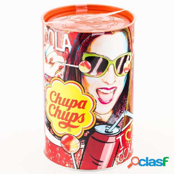 Chupa chups - cola e cola lemon 150 pz