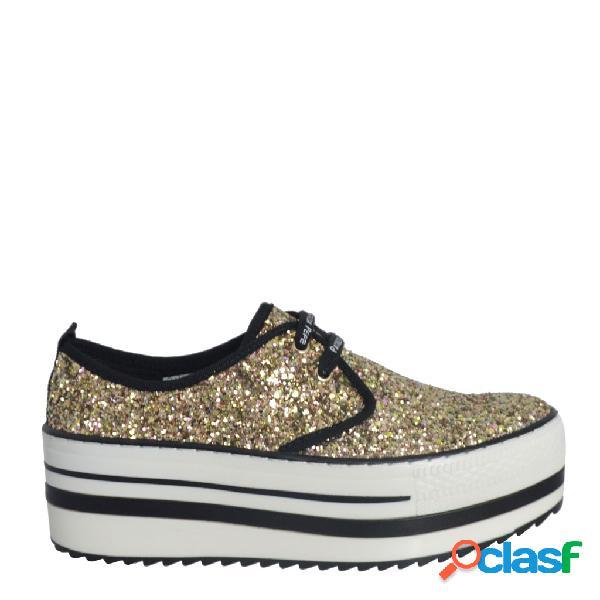 Patrizia pepe sneakers glitter