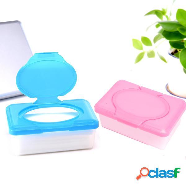 Scatola per salviette umidificate in plastica contenitore casalingo