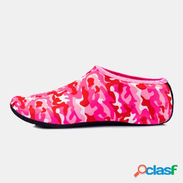 Antiscivolo beach calze copriscarpe snorkeling universale multicolore