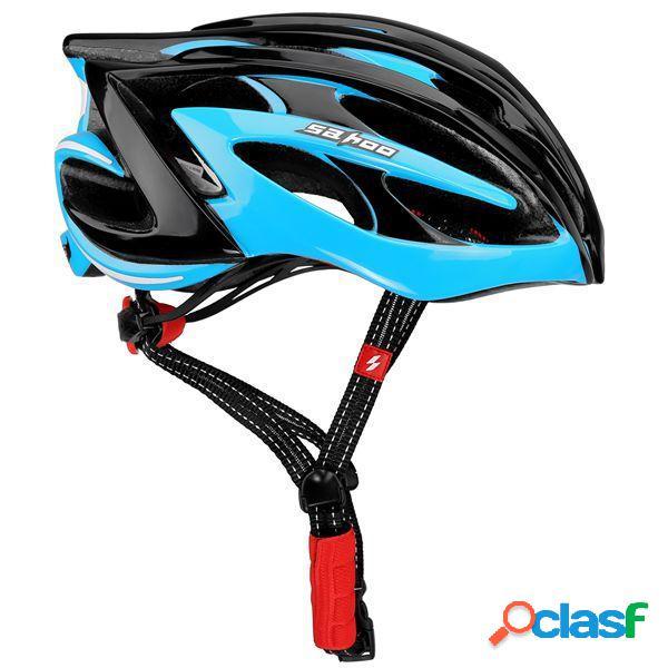 Sahoo casco bici bicicletta acquistare uno ottenere due liberi con un paio di guanti