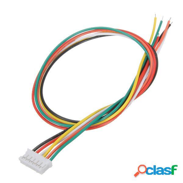 10pezzi mini micro jst 2.0 ph 6pin connettore spina con 30cm cavo