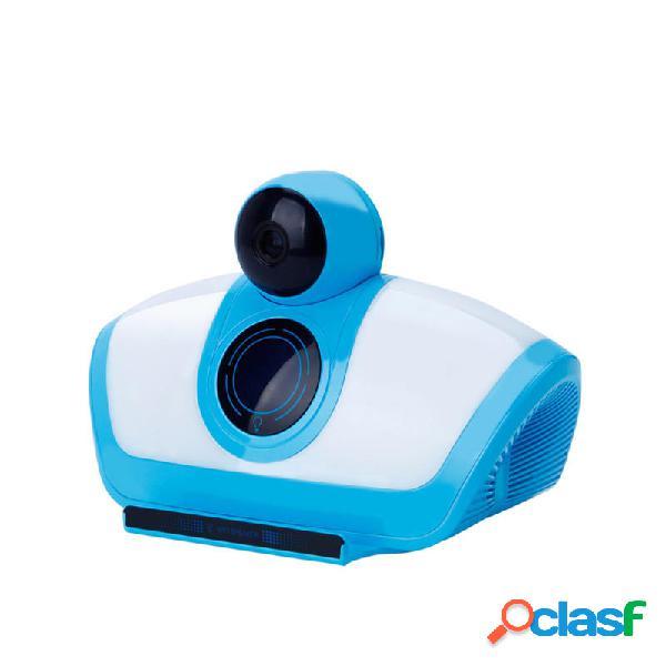Wanscam hw0033 2-way supporto audio controllo a distanza di app p2p 720p intelligente wifi baby monitor ip ir macchina f