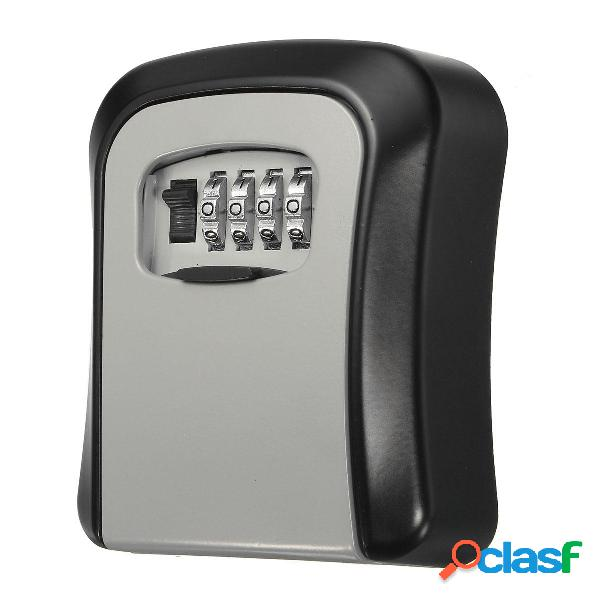 Chiave di sicurezza esterna per la sicurezza esterna nascondi cassaforte scatola combinazione a parete serratura serratu