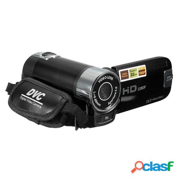 16mp 1080p hd videocamera digitale dv fotografica con schermo 2.7 pollici lcd