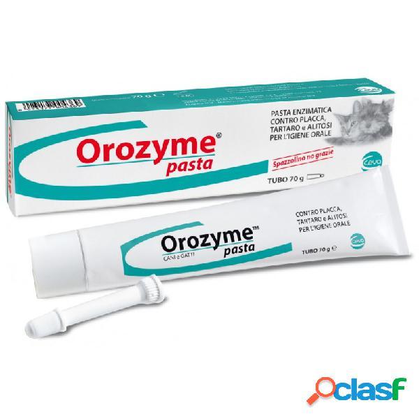 Ceva vetem - orozyme pasta enzimatica per cani e gatti tubo da 70 grammi