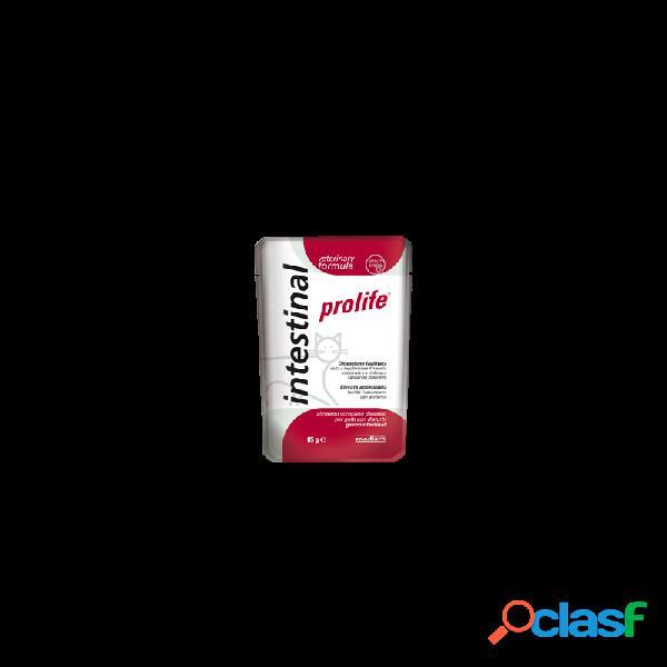 Prolife veterinary formula - prolife intestinal umido per gatti 12 bustine da 85 gr