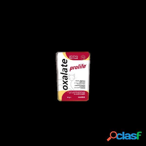 Prolife veterinary formula - prolife urinary oxalate umido per gatti 12 bustine da 85 gr