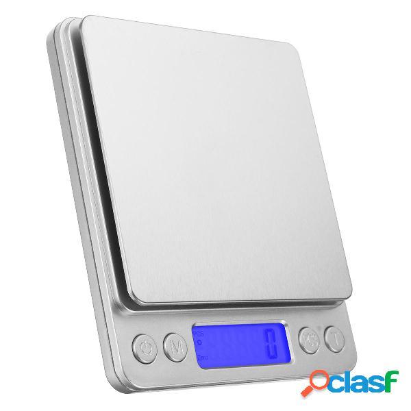 3kg digital lcd cucina elettronica scala cottura postale cibo scala peso bilancia dimagrante gestione