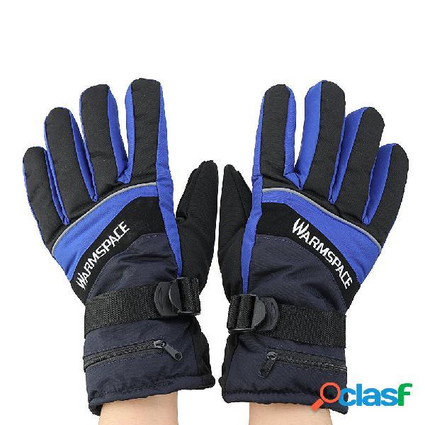 Riscaldamento elettrico guanti scaldamani riscaldato dinverno per scaldamani riscaldato in moto