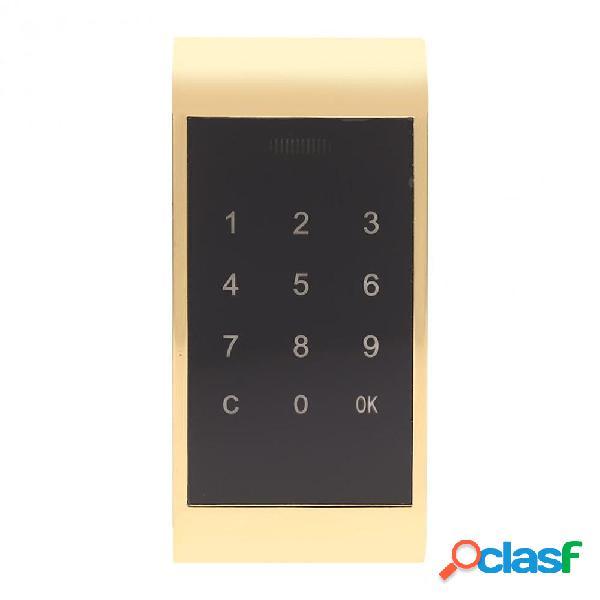 Porta elettronica serratura combinazione a combinazione digitale serratura tastiera di accesso alla tastiera con chiave
