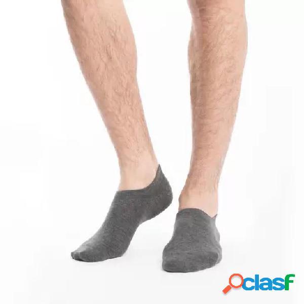 Pulpol socks 5pcs men 39-45 combed cotton sport ankle calze antiscivolo assorbente di umidità da xiaomi youpin