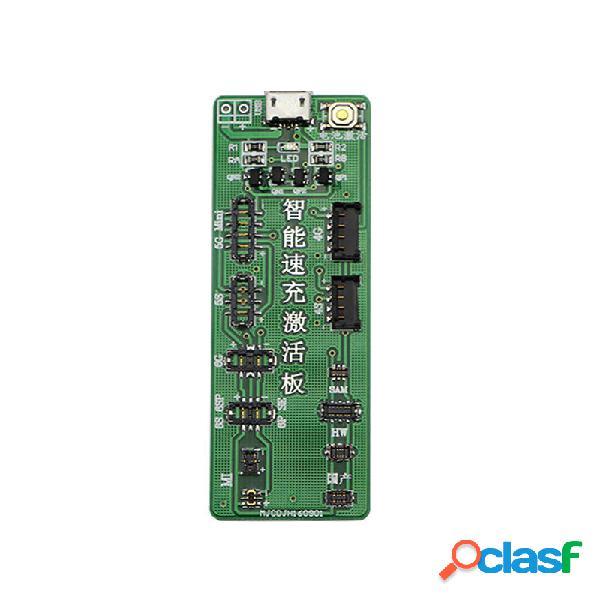 Batteria strumento di attivazione rapida di ricarica con cavo di alimentazione cc per iphone 6 6s 7 plus 4 4s 5s 5s se 5
