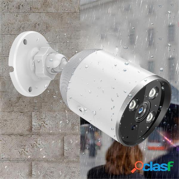 Mini panoramic hd 1080p impermeabile esterna ip fotografica onvif home baby monitor fotografica wireless network night v