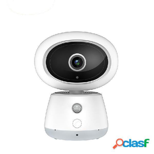 Bqcker bk-eq1 360 ° ptz wireless ip fotografica pir allarme sensore m-otion rilevazione baby monitor bidirezionale audio