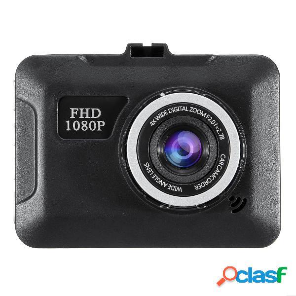 2.290 1080p videocamera dash cam per veicoli fotografica registratore dvr g-sensor