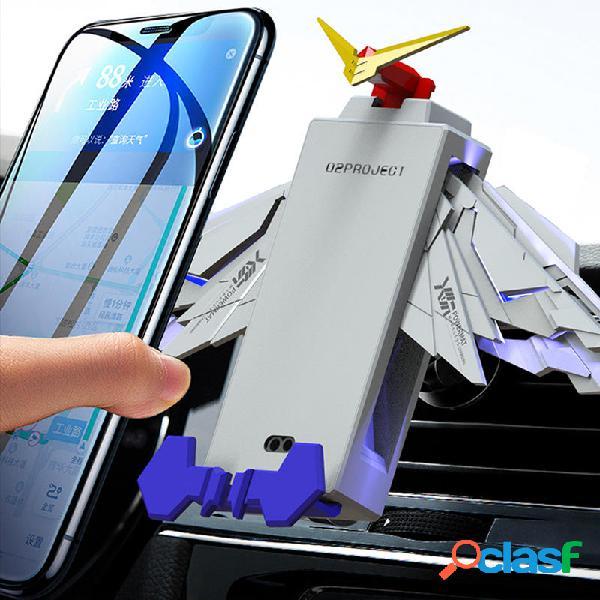 Bakeey wings pieghevole qi caricatore wireless sottile pad di ricarica per samsung note 8 s8 + iphone x 8 plus
