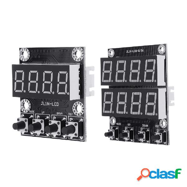 0,36 pollici / 0,56 pollici plc controller parametro led display modulo d0 d2 modulo di programmazione plc digital tube