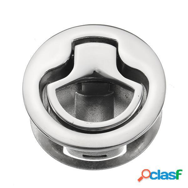 Acciaio inossidabile 2 inch spingere il pulsante di scorrimento per chiudere la maniglia di sollevamento