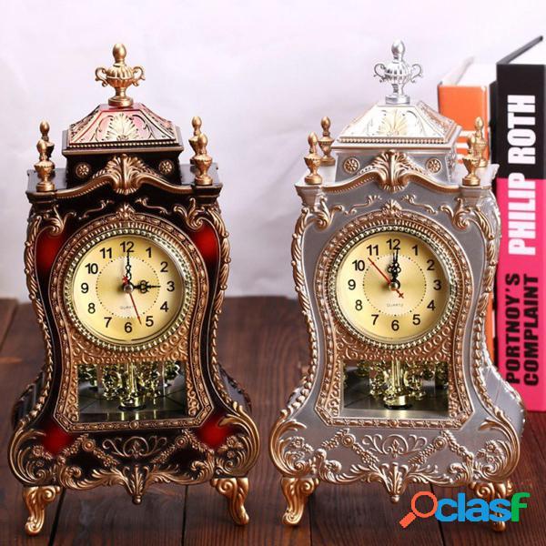 Orologio a pendolo con sveglia orologio vintage orologio classico arredamento creativo imperiale sit orologio a pendolo