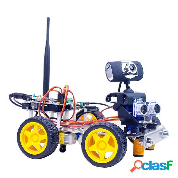 Xiao r diy gfs kit per auto robot intelligente per controllo video wifi per uno