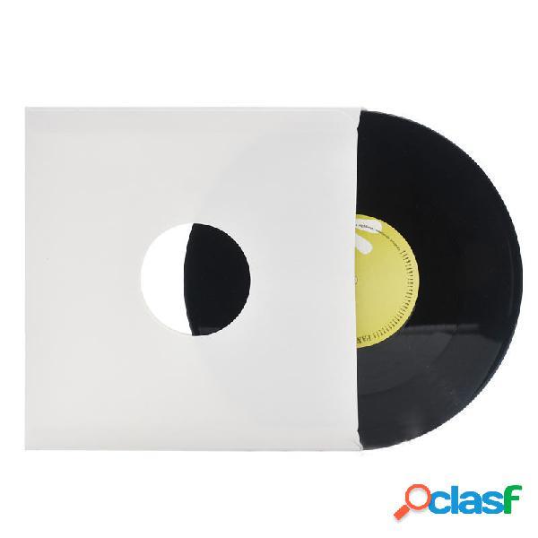 20 pezzi 10 pollici giradischi lp dischi in vinile dischi di carta spessa carta kraft protezione antistatica borsa per g