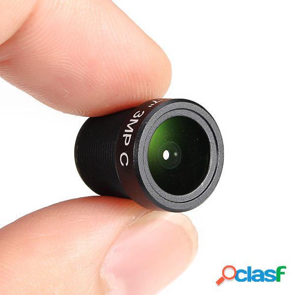 2.3mp 8 millimetri 1 / 2.7 m12 115 gradi ir obiettivo della fotocamera fpv sensibili