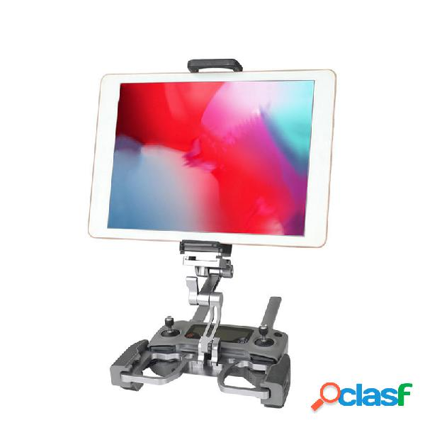 Staffa supporto tablet per telefono remoto per monitor dji mavic 2/mavic pro/air / spark crystalsky