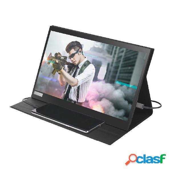 Roof r13pmt01 13.3 pollici fhd 1080p tocchable type c monitor per computer portatile gioco display schermo per console d