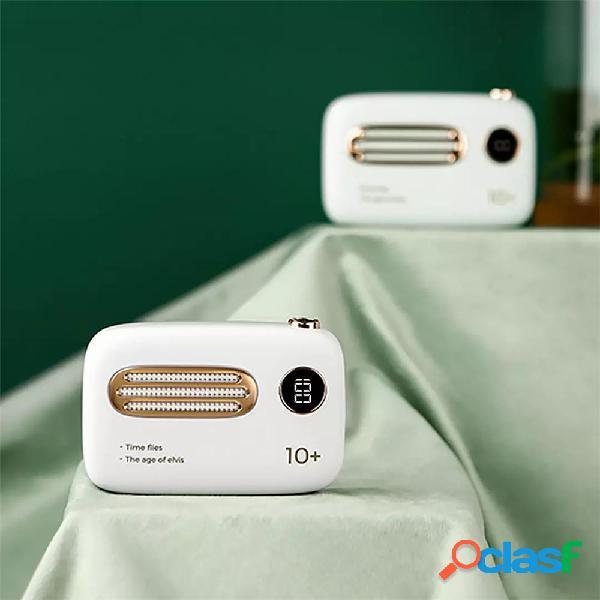 Bakeey 10000 mah dual port digital display power bank portatile per iphone xs 11pro huawei p30 pro mate 30 5g xiaomi mi9